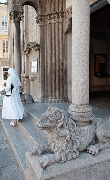 Guida Cuneo, itinerario3, leoni, sacro cuoreDSCF5668 x578