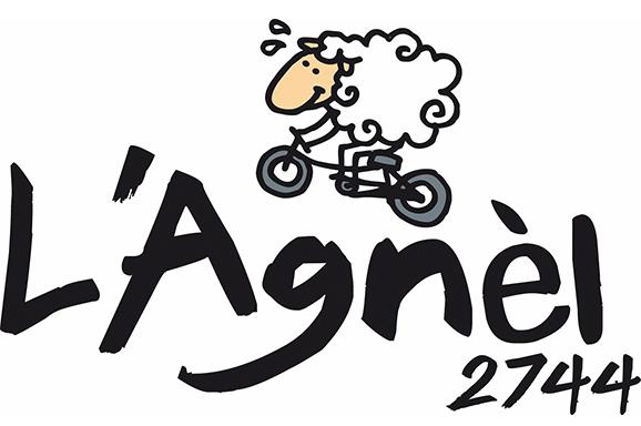 L'agnel logo 2017 2
