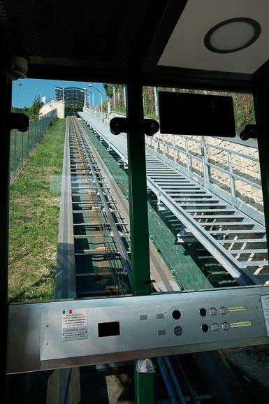 ascensore panoramico, Guida Cuneo, percorso3DSCF5580 x578